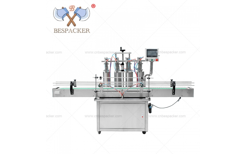 YT4T-1000 Auto liquid filling  machine