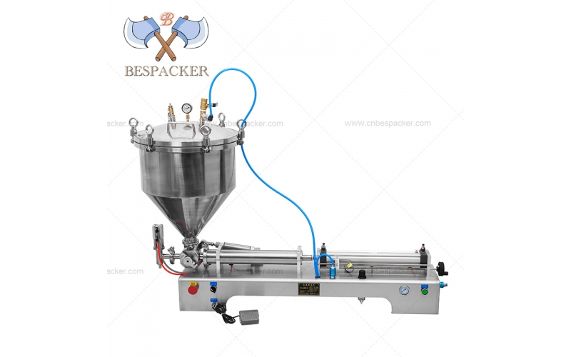 G1WTD-500P Pressure type chocolate paste filling machine