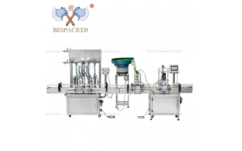 QDX-1 Automatic plastic bottle capping machine