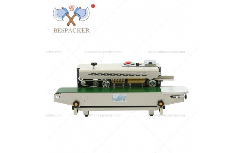 Bespacker PP aluminum bag continuous sealing machine
